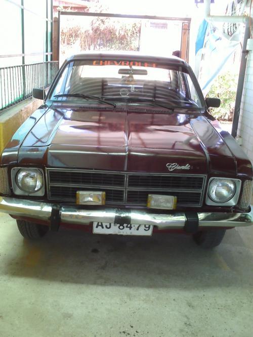 Fotos de Chevrolet opala año 78 1