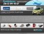 Cubre Patentes Plásticas para Automotoras