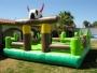 Fabricamos toro mecanico y castillos inflables para Chile