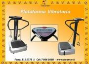 plataforma vibratoria quema grasas y tonifica