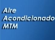 aire acondicionado - MTM
