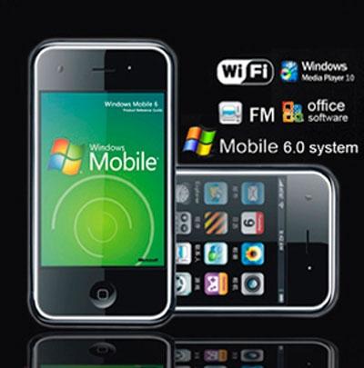 Fotos de Clon iphone 2gb regalo unico con windows en español wifi 1