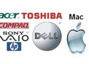 Servicio tecnico de notebook multimarcas