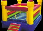 Fabrica y venta de juegos inflables primera calidad