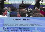 Orquesta tropical para eventos banda show