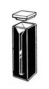Cubetas de cuarzo para laboratorios