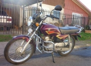 Vendo moto Yamaha Cruxs
