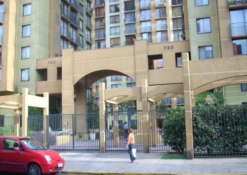 Apart-hotel en el centro de santiago departamentos por dias desde $20000 .