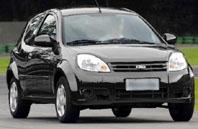 Ford ka año 2008 negro,vidrios polarizados .impecable. ocasion!