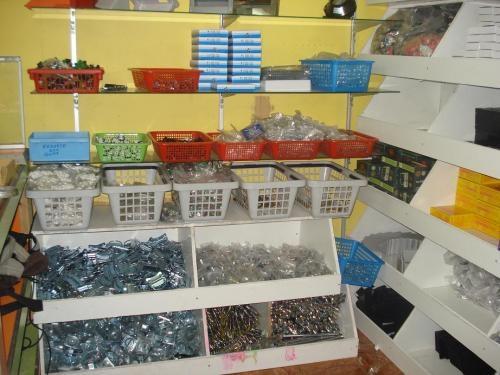 Repuesto accesorios maquina juego garage pinball fruta, etc