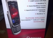 Venta Blackberry Torch 9800