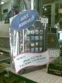 100% desbloqueado 4G de Apple iPhone / Blackberry Antorcha 9800