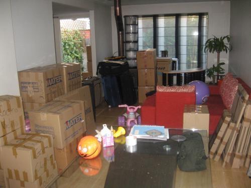 Mudanzas- sector oriente- fletes- transporte de oficinas