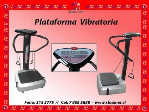 Plataforma vibratoria adelgazar la