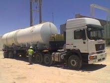 Transporte de carga por carretera desde santiago - norte y sur