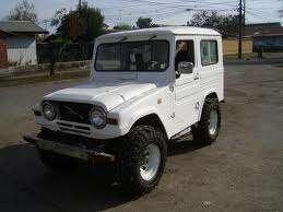 Venta jeep daihatsu bencinero 4x4