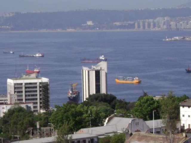 arriendo casa amoblada sector turistico en valparaiso, fono 97508350