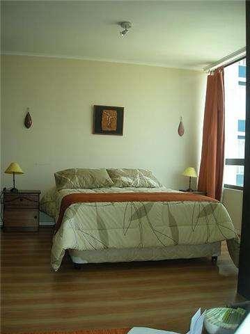 Arriendo departamentos amoblados en santiago centro por días 1 y 2 dormitorio