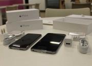 Apple 6, Apple 6 Plus con iOS  8 y Samsung Nota 4