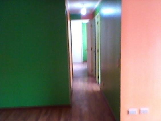 Departamento amplio 3 dormitorios, sector lomas s. sebastián