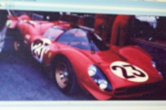 Ferrari spport prototipo