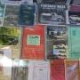 Amplia variedad en manuales tecnicos editados por fabrica