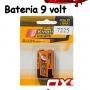 Bateria 9 volt/larga duracion