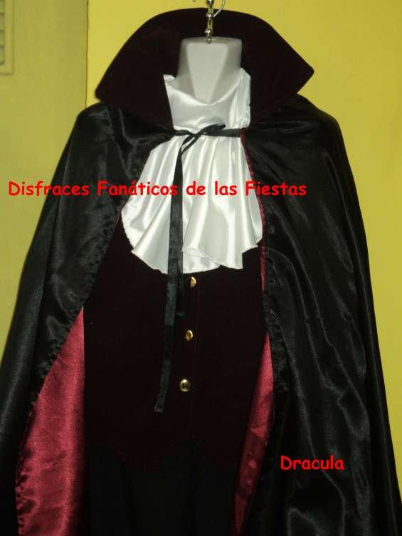 Disfraces de dracula