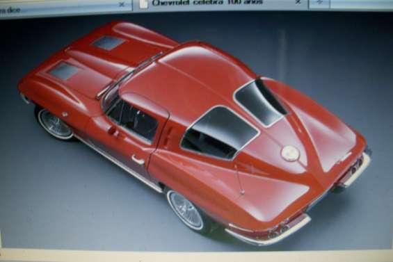 Chevrolet stingray 1966