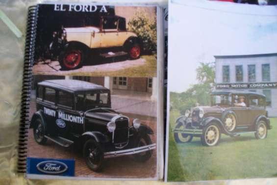 Manual taller ford a 1928-31 + en español +edito ford