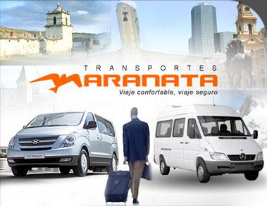 Transporte privado de pasajeros, traslado de personal y turismo.