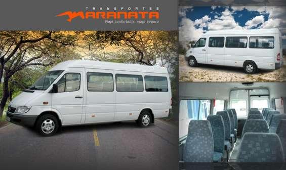 Fotos de Transporte privado de pasajeros, traslado de personal y turismo. 5