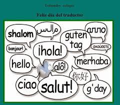 Servicio de traduccion y/ o transcripción