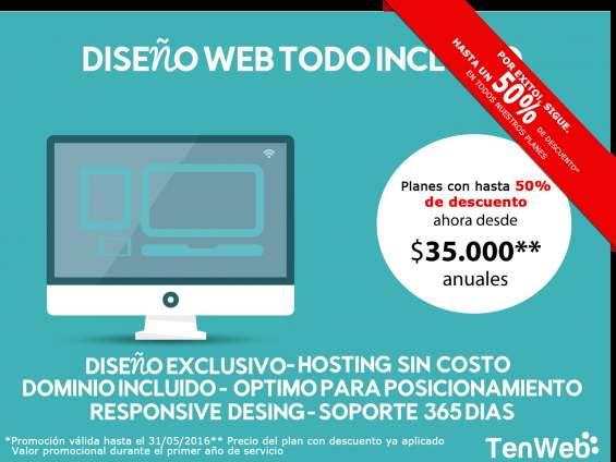 Visita nuestro sitio web www.tenweb.cl