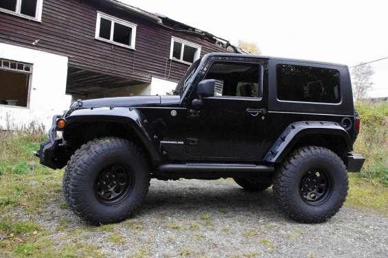 Jeep wrangler rubicon 3,8l v6