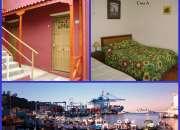 valparaiso, por dia arriendo apartamento amoblado con wifi tvcable