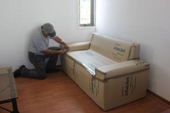 Fotos de Servicio de mudanzas  de casas, departamentos y oficinas. 2