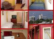 arriendo diario amoblado full a turistas en valparaiso