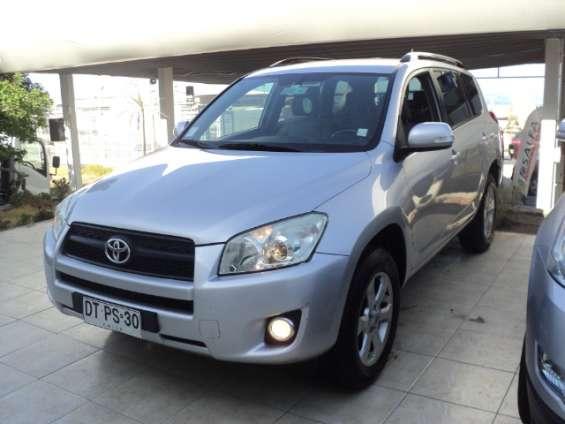 Toyota rav-4 4x2 2.4l 2012