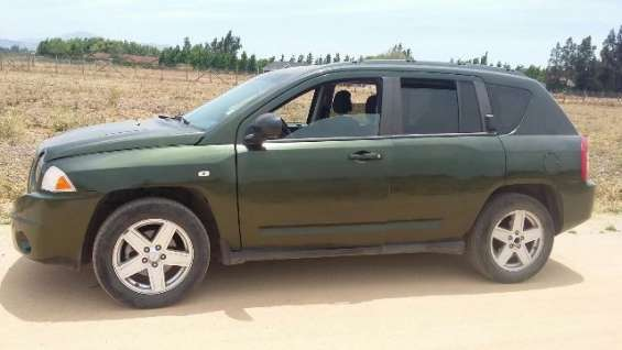 Vendo jeep compass 4x4 full equipo 2011