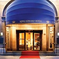 Viajar y trabajar en canadá con omni king edward hotel