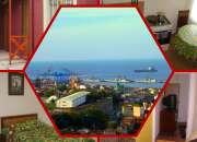 casa amoblada arriendo por dia a turistas en valparaiso