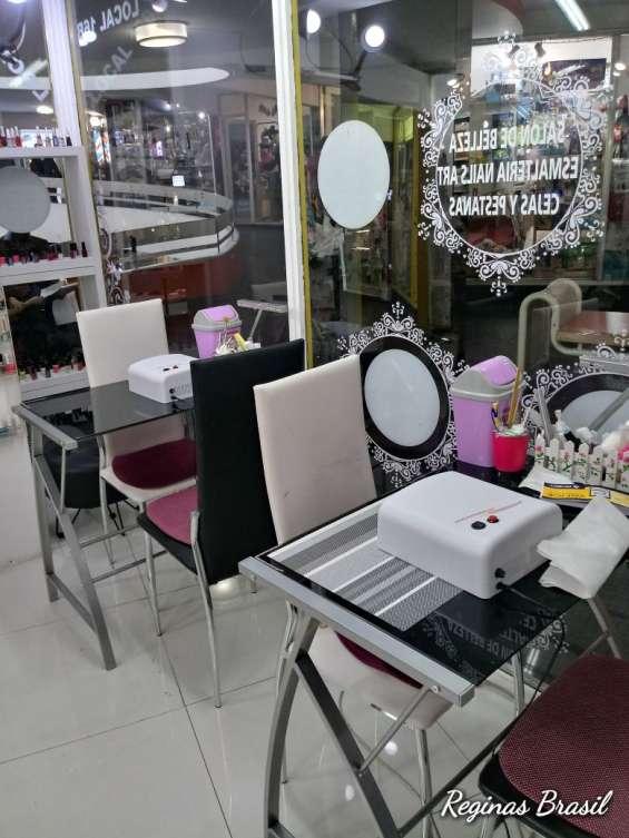 Oferta venta derecho llave salon belleza unisex