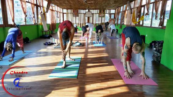 Registered yoga school india