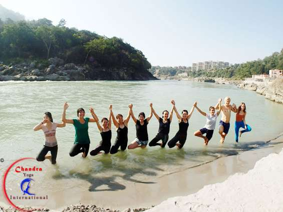 Certified yoga teacher rishikesh
